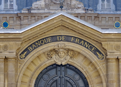 Banque De France Institution qui date de Napoleon