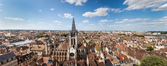 Dijon prefecture de la Côte d OR et ses quartiers