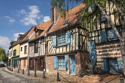 Amiens Ville dynamique en région Picardie Hauts de France