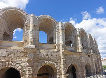 ARLES ville d art et d histoire Provence Alpes Cotes d'Azur