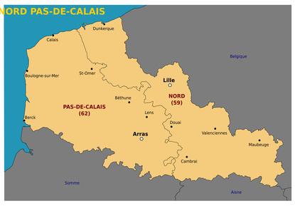 Région Nord Pas de Calais Picardie le bon coin des courtiers